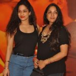 Neena Gupta with her daughter