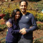 Neha Pant With Her Husband Mayank Pant