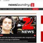 Newslaundry Website