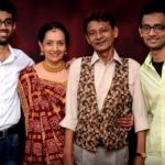 Nikunj Lotia Family