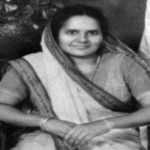 Osho's Mother- Amrit Saraswati