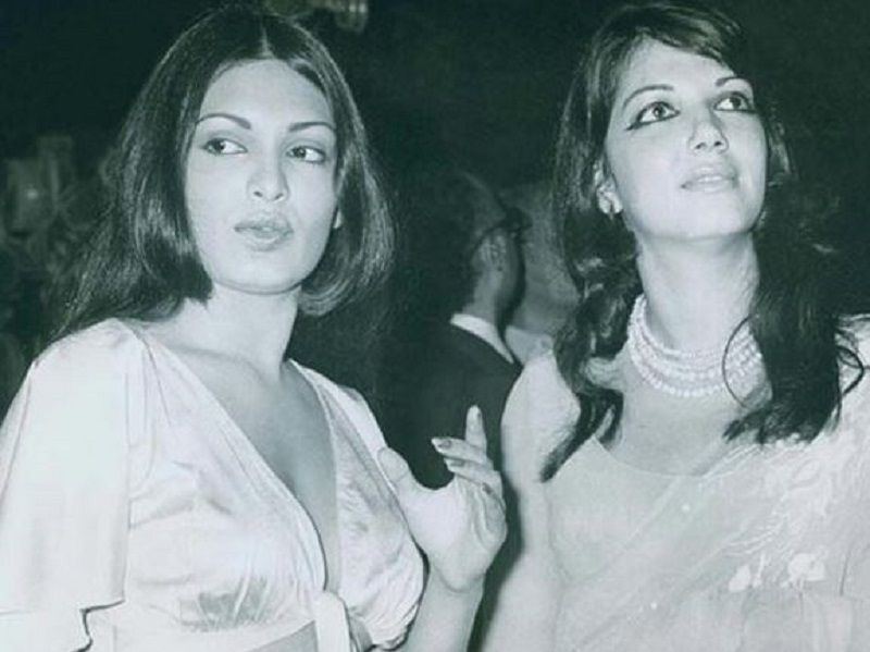 Parveen Babi's Old Picture