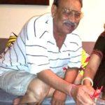 Parvin Dabas father