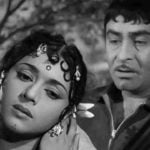 Raj Kapoor With Padmini