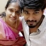 VJ Rakshan Mother