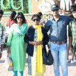 Rohit KaduDeshmukh with his family