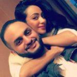 Sabrina Bajwa with her brother