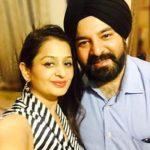 Sahiba Bhasin parents