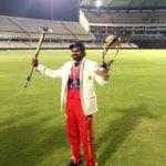 Sai Dharam Tej represents Telugu Warriors