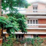 Samit Dravid residence