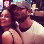 Sanya Sagar With Prateik Babbar