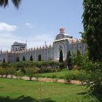 Sathya Sai Baba's Sri Sathya Sai Institute of Higher Learning, Puttaparthi