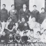 Subhas Chandra Bose (Standing Extreme Right) With His Family