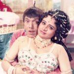 Usha Chavan and Dada Kondke