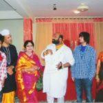 Usha Chavan with her family