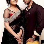 Vani Bhojan with Krishna Deva