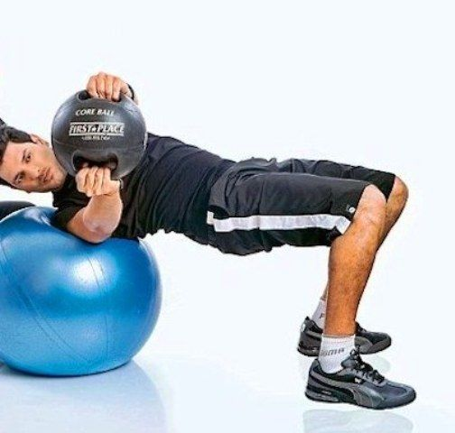 Yuvraj Singh Gym Training
