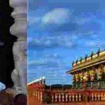A. C. Bhaktivedanta Swami Prabhupada's Samadhis, Mayapur, Vrindavan, And America