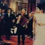 Raj Kapoor Playing Accordion