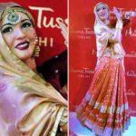 Madhubala'S Statute In 'Madame Tussaud's Center' In New Delhi