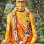 A. C. Bhaktivedanta Swami Prabhupada's Spiritual Master Bhaktisiddhanta Sarasvati Thakura