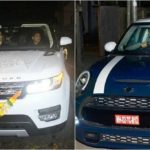 Aayush Sharma car collection