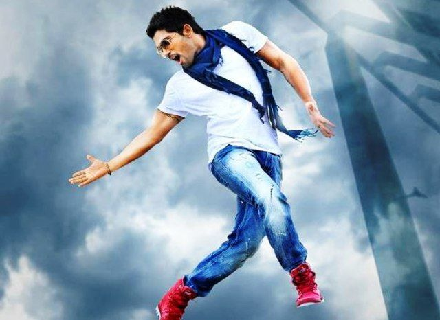 Allu Arjun Best Dancer