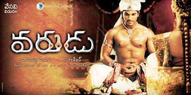 Allu Arjun in Movie Varudu