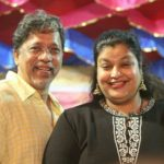 Ambika Ranjankar with her husband
