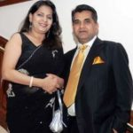 Amitabh Kant With His Wife Ranjeeta Kant