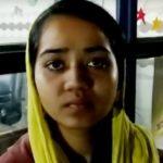 Ankit Saxena girlfriend Shehzadi