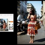 Antara Motiwala on The Sartorialist