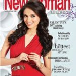 Anukriti Gusain New Woman Magazine