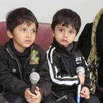 Arif Lohar Son (Left)