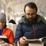 Ashish Khetan With His Daugter