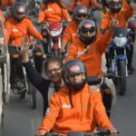 Asma Jahangir In Women on Wheels Rally