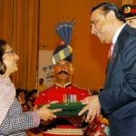 Asma Jahangirs Awarded The Hilal-i-Imtiaz Award