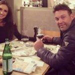 Jacques Kallis With His Girlfriend Charlene Engels
