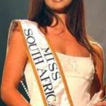 Jacques Kallis's X-Girlfriend Cindy Nell (Miss South Africa 2002)