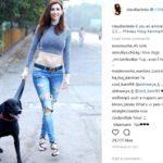 Claudia Ciesla Dog Lover