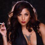Diandra Soares Smoking