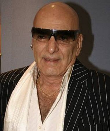 Feroz Khan Bald Headed