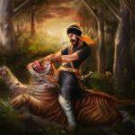 Hari Singh Nalwa Painting