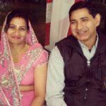 Hemann Choudhary Parents
