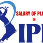 IPL 2018 Players Salary (Updated List – IPL 11)