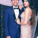 Jhanvi Kapoor and Akshat Rajan