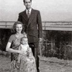 K M Nanavati With His Wife Sylvia