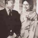 Khaleda Zia With Her Husband Ziaur Rahman