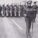 Kiran Bedi Leading The Delhi Police Contingent On 26 January, 1973