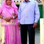 Kulwant Khejroliya parents